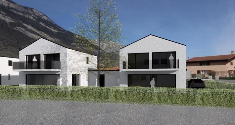 Belle villa jumelle contemporaine, 4,5 pces, 136 m2 image 3