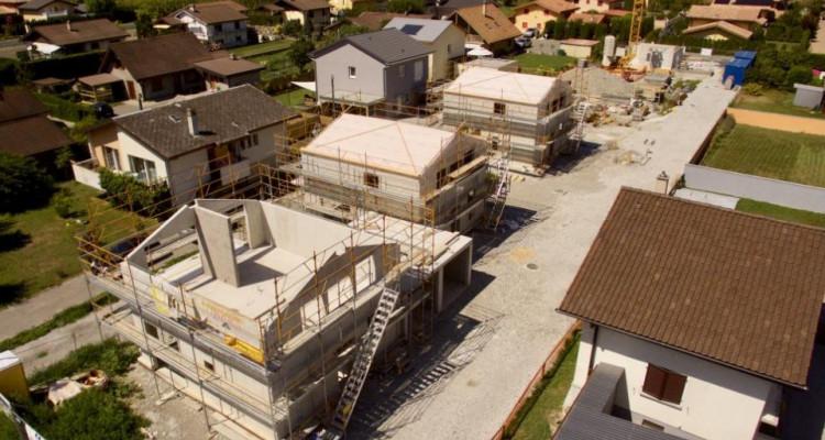 Belle villa jumelle contemporaine, 4,5 pces, 136 m2 image 6