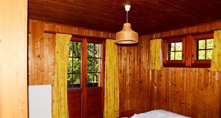 Gryon Immo vous propose un joli chalet de 2 appartements dans une nature magnifique image 7