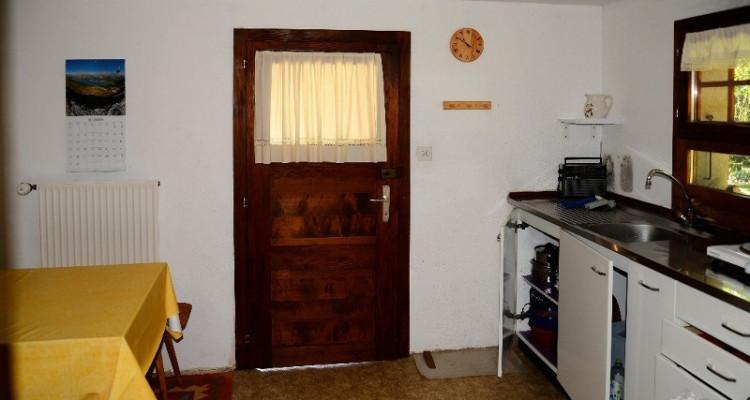 Gryon Immo vous propose un joli chalet de 2 appartements dans une nature magnifique image 15