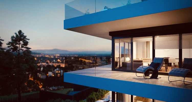Appartement 5 pièces à 1292 Chambésy - Genève image 2