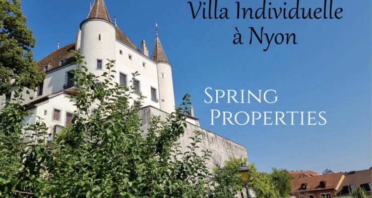 Villa Individuelle Nyon image 1