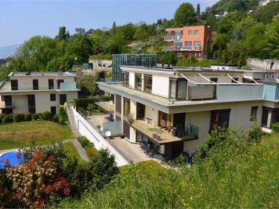 Superbe appartement de 5.5 pièces avec vue sur le Lac image 1
