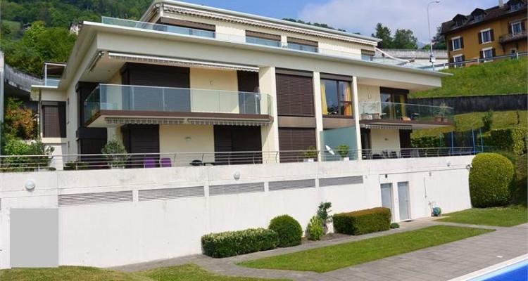 VENDU - Superbe appartement de 5.5 pièces avec vue sur le Lac image 2