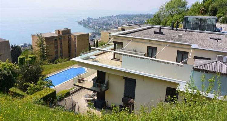 VENDU - Superbe appartement de 5.5 pièces avec vue sur le Lac image 3