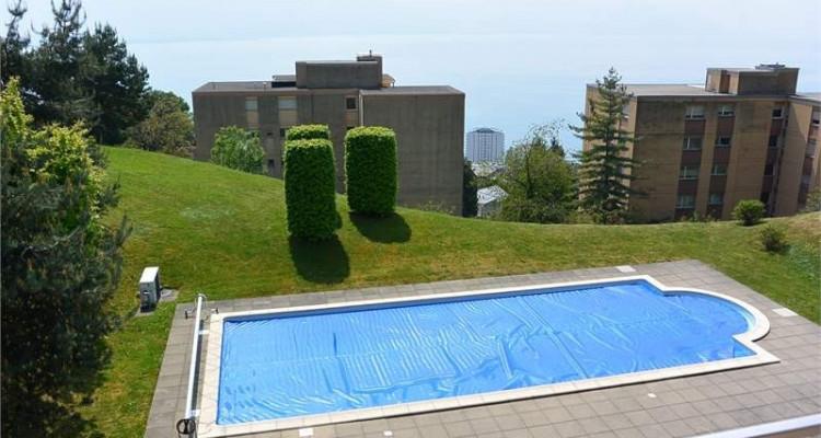 VENDU - Superbe appartement de 5.5 pièces avec vue sur le Lac image 4