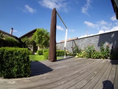VISITE 3D DISPO/ Splendide 3,5 pièces avec jardin/terrasse  image 1