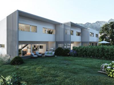 C-Service propose une belle promotion de 3 villas mitoyennes à Saillon image 1