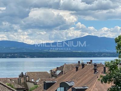 Bel appartement vue Lac et Mont-Blanc à Nyon image 1