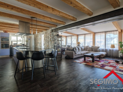 Design maison style industrielle. image 1