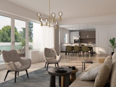 Appartement 6,5 pièces avec vue, avec fort potentiel de rénovation. image 1