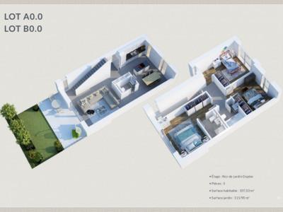 Appartement DUPLEX 150m2 - 5 Pièces Corsier Genève image 1
