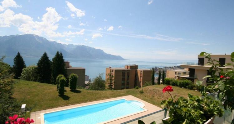 Magnifique appartement à Montreux avec vue imprenable sur le lac image 5