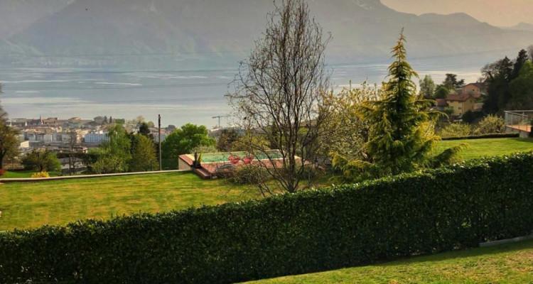 Belle villa jumelle moderne,  6.5 pces, calme,  superbe vue lac image 1