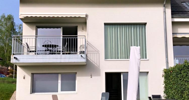 Belle villa jumelle moderne,  6.5 pces, calme,  superbe vue lac image 2