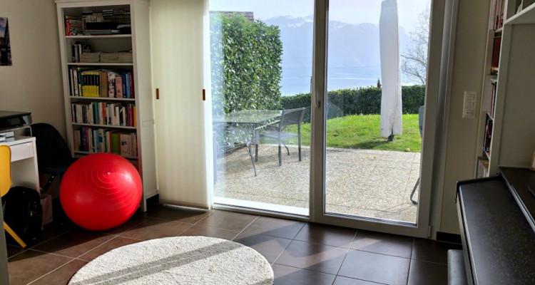 Belle villa jumelle moderne,  6.5 pces, calme,  superbe vue lac image 10