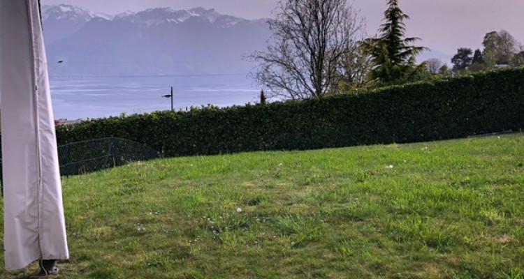 Belle villa jumelle moderne,  6.5 pces, calme,  superbe vue lac image 14