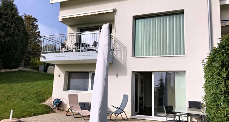 Belle villa jumelle moderne,  6.5 pces, calme,  superbe vue lac image 15
