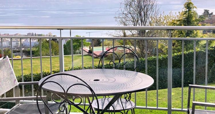 Belle villa jumelle moderne,  6.5 pces, calme,  superbe vue lac image 16
