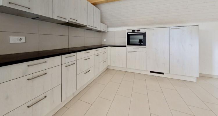 Spacieux 4.5 pièces de 140 m2 avec jardin et deux places de parcs image 2