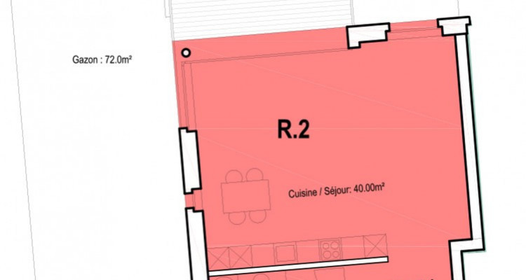 HOME SERVICE vous propose un appartement de 1,5 pièces au centre-ville. image 5