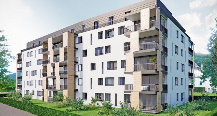 HOME SERVICE vous propose un appartement de 3,5 pièces au centre-ville. image 1