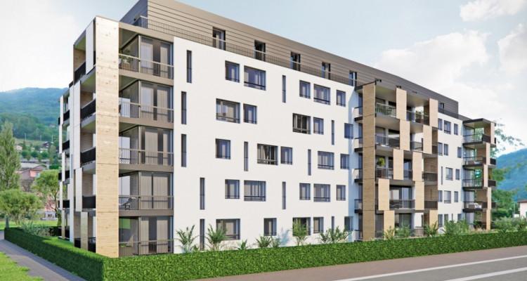 Appartement en attique de 4,5 pièces au centre-ville. image 1