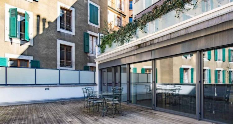 Grands espaces de vie au centre de Genève image 5