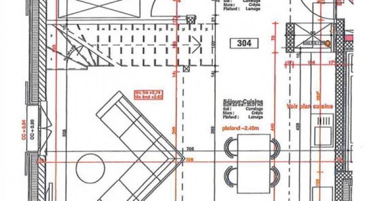 FOTI IMMO - Appartement en attique de 4,5 pièces dans un chalet. image 6