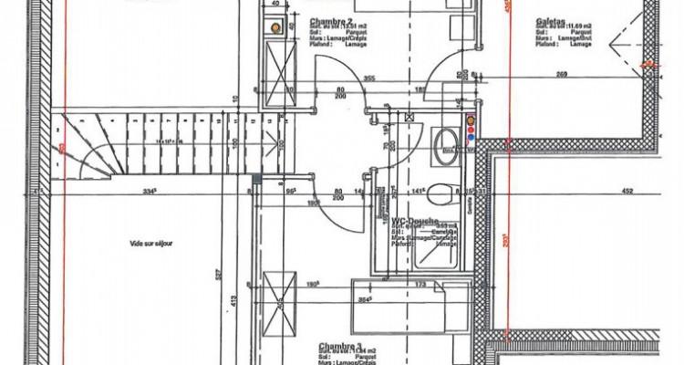 FOTI IMMO - Appartement en attique de 4,5 pièces dans un chalet. image 7