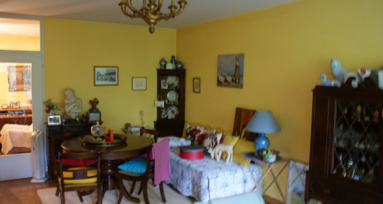 Eaux vives Genève 4p résidence calme pour investisseur loyer 36000/an image 4
