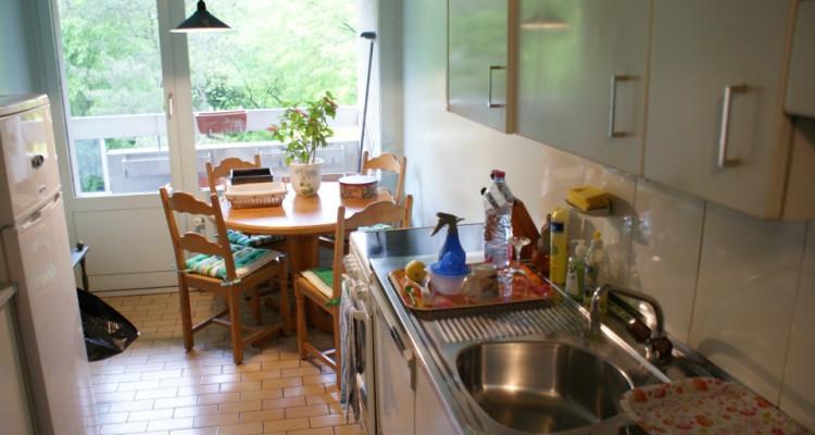 Eaux vives Genève 4p résidence calme pour investisseur loyer 36000/an image 5