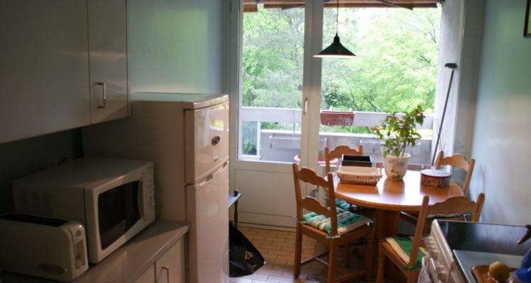 Eaux vives Genève 4p résidence calme pour investisseur loyer 36000/an image 6