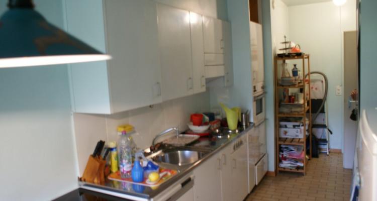 Eaux vives Genève 4p résidence calme pour investisseur loyer 36000/an image 7