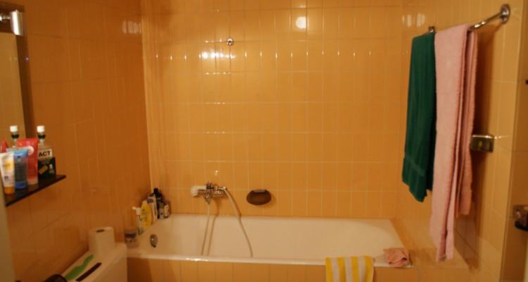 Eaux vives Genève 4p résidence calme pour investisseur loyer 36000/an image 8