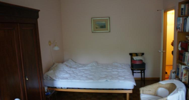 Eaux vives Genève 4p résidence calme pour investisseur loyer 36000/an image 9