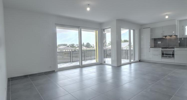 Pour investisseur appartement de 3,5 pièces avec balcon. image 2