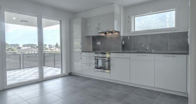Pour investisseur appartement de 3,5 pièces avec balcon. image 3