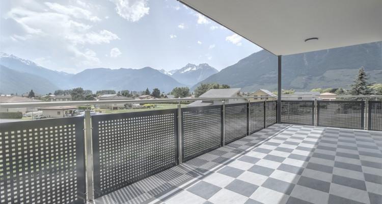 Pour investisseur appartement de 3,5 pièces avec balcon. image 7