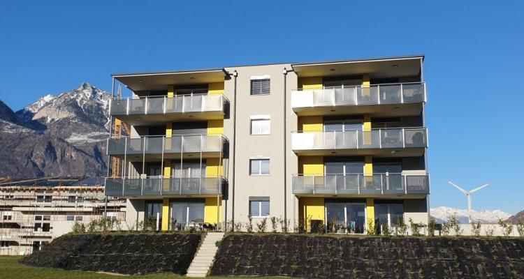 Pour investisseur appartement de 3,5 pièces avec balcon. image 1