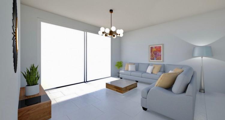 Appartement neuf de 3,5 pièces avec balcons. image 4