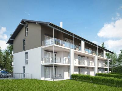 Appartement neuf de 4,5 pièces avec jardin. image 1