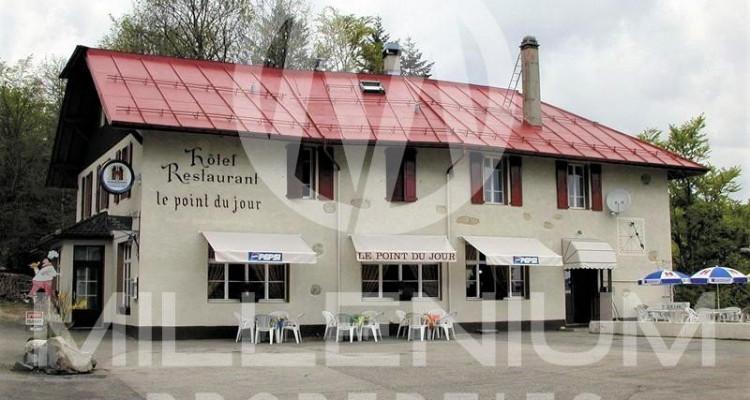 Hôtel - restaurant avec vue spectaculaire sur le Lac Léman image 1
