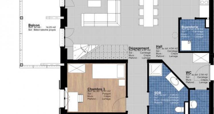 Bel appartement de 5.5 pièces avec mezzanine. image 10