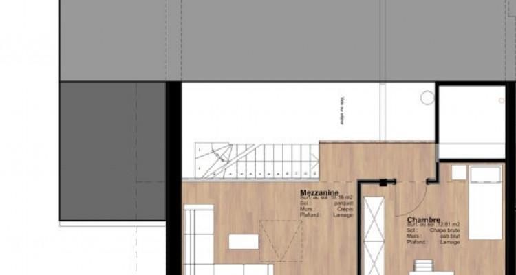 Bel appartement de 5.5 pièces avec mezzanine. image 9