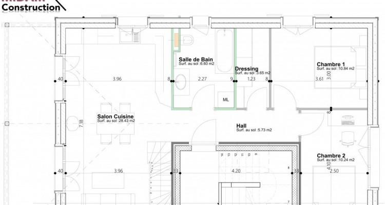 Bel appartement de 5.5 pièces avec mezzanine. image 8