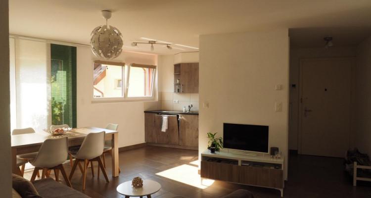 A louer au centre de Blonay, appartement de 3 pièces image 1