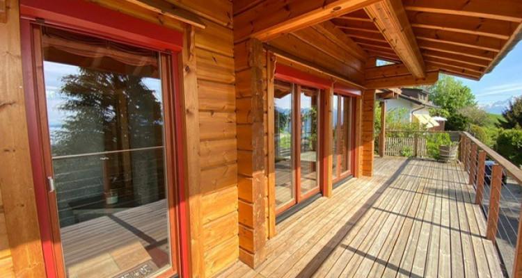 Magnifique villa atypique 6.5 pces, vue sur le lac image 3