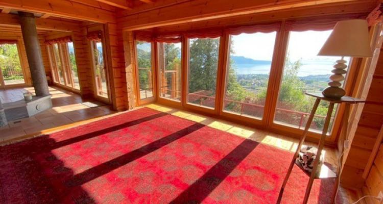 Magnifique villa atypique 6.5 pces, vue sur le lac image 5