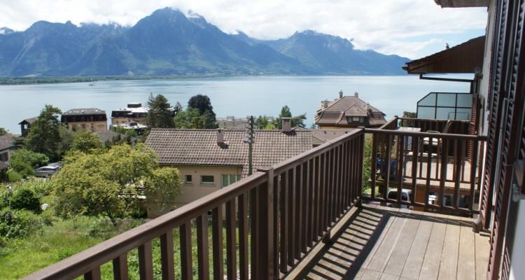 A 2mn de Montreux très bel appartement  image 4